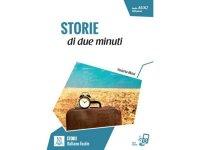 オーディオ付き 2分で読めるストーリーで学ぶイタリア語 STORIE di due minuti【A1】【A2】