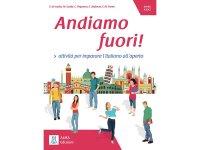 イタリア語 イタリア語のスピーキング練習 Andiamo fuori! 【A1】【A2】