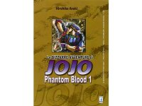 イタリア語で読む、荒木飛呂彦の「ジョジョの奇妙な冒険 ファントムブラッド」1巻-3巻 【B1】