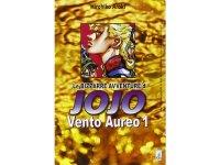 イタリア語で読む、荒木飛呂彦の「ジョジョの奇妙な冒険 黄金の風」1巻-10巻 【B1】