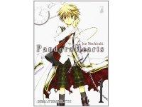 イタリア語で読む、望月 淳の「PandoraHearts」1巻-24巻【B1】