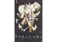 イタリア語で読む、あだちとかの「ノラガミ」1巻-12巻 【B1】