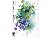 イタリア語で読む、浅野いにおの「うみべの女の子」1巻、2巻 【B1】