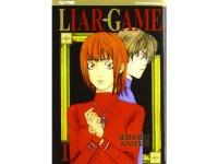 イタリア語で読む、甲斐谷忍の「LIAR GAME」1巻-19巻 【B1】