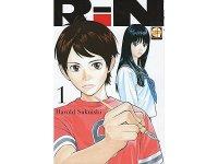 イタリア語で読む、ハロルド作石の「RiN」1巻-6巻 【B1】【B2】