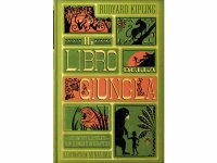 イタリア語で読む、ポップアップ絵本・児童書「ジャングル・ブック」対象年齢7歳以上 【A1】