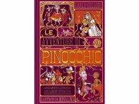 イタリア語で読む、ポップアップ絵本・児童書「ピノキオの冒険」対象年齢7歳以上 【A1】