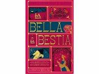イタリア語で読む、ポップアップ絵本・児童書「美女と野獣」対象年齢8歳以上 【A1】