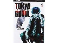 イタリア語で読む、石田スイの「東京喰種トーキョーグール」1巻-14巻 【B1】