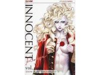 イタリア語で読む、坂本眞一の「イノサン Rouge」1巻-4巻 【B1】