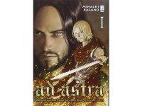 イタリア語で読む、カガノミハチの「アド・アストラ -スキピオとハンニバル-」1巻-11巻 【B2】