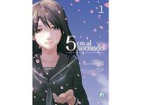 イタリア語で読む、新海誠の「秒速5センチメートル」1巻、2巻 【B1】