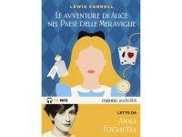 イタリア語オーディオブック「不思議の国のアリス Alice nel paese delle meraviglie letto da Anna 」【B1】