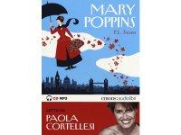 イタリア語オーディオブック「メリー・ポピンズ Mary Poppins letto da Paola Cortellesi」【B1】