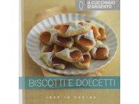 Cucchiaio d'argento イタリア語で作るイタリアのビスケットとお菓子レシピ 【B1】【B2】