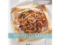 Cucchiaio d'argento イタリア語で作るイタリアの魚介パスタ料理 【B1】【B2】