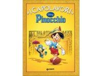イタリア語でディズニー傑作集の絵本・児童書「ピノッキオの冒険」を読む 対象年齢5歳以上【A1】