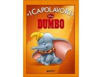 イタリア語でディズニー傑作集の絵本・児童書「ダンボ」を読む 対象年齢5歳以上【A1】