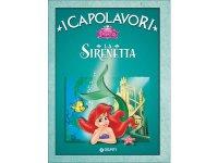 イタリア語でディズニー傑作集の絵本・児童書「リトル・マーメイド」を読む 対象年齢5歳以上【A1】