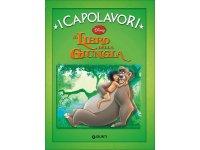 イタリア語でディズニー傑作集の絵本・児童書「ジャングル・ブック」を読む 対象年齢5歳以上【A1】