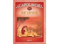 イタリア語でディズニー傑作集の絵本・児童書「ライオン・キング」を読む 対象年齢5歳以上【A1】