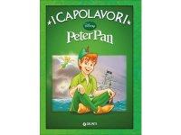 イタリア語でディズニー傑作集の絵本・児童書「ピーター・パン」を読む 対象年齢5歳以上【A1】