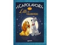 イタリア語でディズニー傑作集の絵本・児童書「わんわん物語」を読む 対象年齢5歳以上【A1】