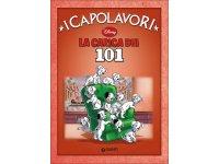 イタリア語でディズニー傑作集の絵本・児童書「101匹わんちゃん」を読む 対象年齢5歳以上【A1】