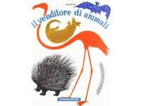 イタリア語で読むデザイナー・美術家ブルーノ・ムナーリ「どうぶつうります Il venditore di animali」 【A2】【B1】【B2】