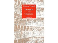 楽譜 Turandot - Dramma lirico in tre atti - PUCCINI - RICORDI