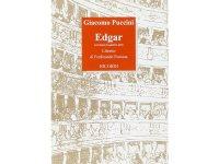 楽譜 Edgar - Ricordi Opera Vocal Series - PUCCINI - RICORDI