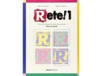 ベーシック イタリア語 Rete! 1. 授業用教科書、練習問題集 CD付き、教師用指導書、オーディオCD【A1】【A2】【B1】