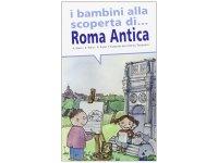 子供のための古代ローマ・ガイドブック 【A2】【B1】 【B2】
