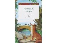 イタリア語で読む、イソップ童話集 【B2】【C1】