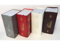 【4色から選べる】ミニサイズ イタリア語で読む、聖書 La Bibbia【B2】【C1】