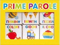 イタリア語で絵本集「Prime parole」を読む 6冊セット 対象年齢1歳以上【A1】