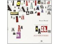 イタリア語で読むデザイナー・美術家ブルーノ・ムナーリ「Alfabetiere」 【A2】【B1】【B2】