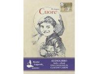オーディオブック イタリア語で読む 児童書 エドモンド・デ・アミーチスの「Cuore クオーレ」【A1】