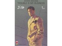 イタリア語で読む、谷口ジローの「事件屋稼業」1巻-6巻 【B1】