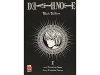 イタリア語で読む、小畑健、大場つぐみの「 Death Note. Black edition 」1巻-6巻 【B1】