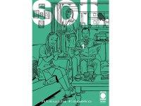 イタリア語で読む、カネコアツシの「SOIL ソイル」1巻-11巻 【B1】