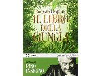 イタリア語オーディオブック「ジャングル・ブック Il libro della giungla letto da Pino Insegno」【B1】