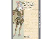 楽譜 LE NOZZE DI FIGARO - Ricordi Opera Vocal Series - MOZART - RICORDI