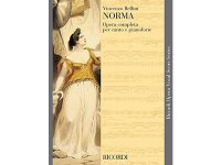 楽譜 NORMA - Ricordi Opera Vocal Series - BELLINI - RICORDI