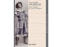 楽譜 I PURITANI - Ricordi Opera Vocal Series - BELLINI - RICORDI