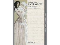 楽譜 LA TRAVIATA - Ricordi Opera Vocal Series - VERDI - RICORDI