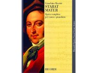 楽譜 STABAT MATER - Ricordi Opera Vocal Series - ROSSINI - RICORDI