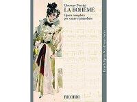 楽譜 LA BOHEME - Ricordi Opera Vocal Series - PUCCINI - RICORDI