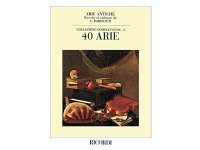 楽譜 ARIE ANTICHE - COLLEZIONE COMPLETA VOL. 3 (40 ARIE) - RICORDI
