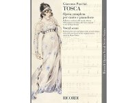 楽譜 TOSCA - Ricordi Opera Vocal Series - PUCCINI - RICORDI